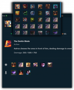 In-Depth Champion Stats​
