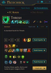 Push Runes & Builds